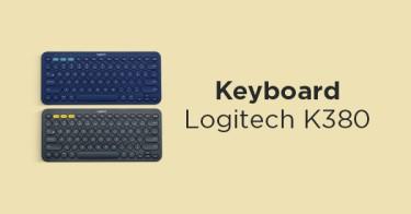 Keyboard Logitech K380 Kabupaten Bogor