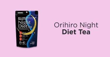 Orihiro Night Diet Tea DKI Jakarta