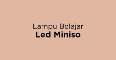 Lampu Belajar Led Miniso