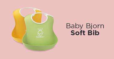Baby Bjorn Soft Bib