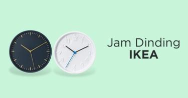Jam Dinding IKEA