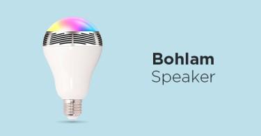 Bohlam Speaker
