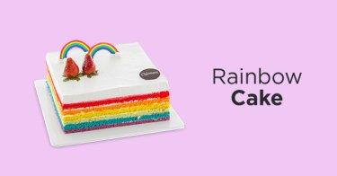 Jual Rainbow Cake Tokopedia