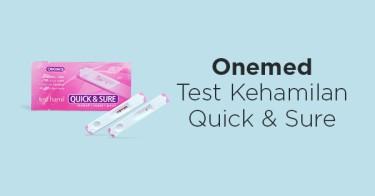 Onemed Test Kehamilan Quick & Sure