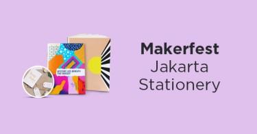 Makerfest Jakarta Stationery