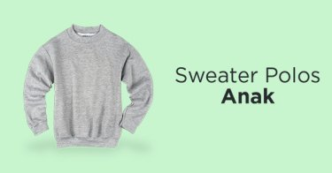 Sweater Polos Anak