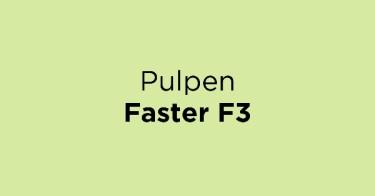 Pulpen Faster F3