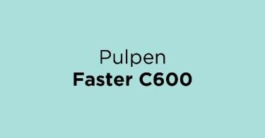 Pulpen Faster C600 Bekasi