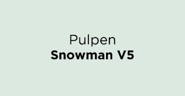 Pulpen Snowman V5 Bandung
