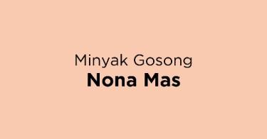 Minyak Gosong Nona Mas