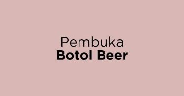 Pembuka Botol Beer