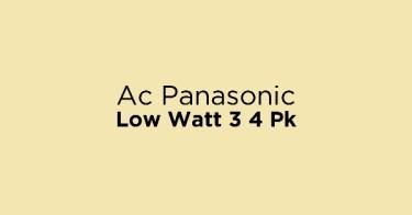 Ac Panasonic Low Watt 3 4 Pk