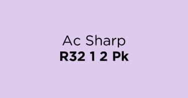 Ac Sharp R32 1 2 Pk