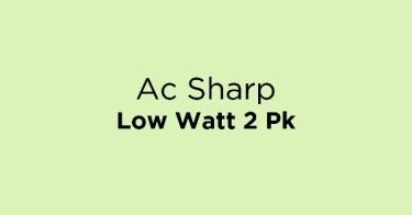 Ac Sharp Low Watt 2 Pk