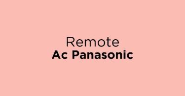 Remote Ac Panasonic