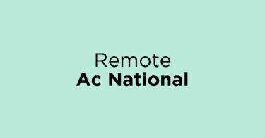 Remote Ac National