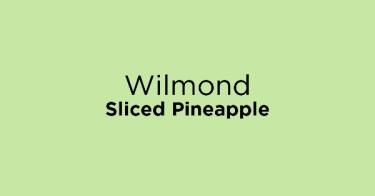 Wilmond Sliced Pineapple