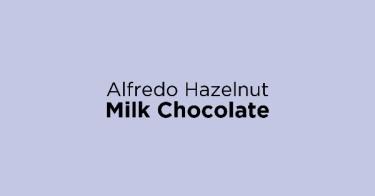 Alfredo Hazelnut Milk Chocolate