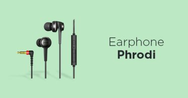 Earphone Phrodi
