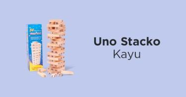 Uno Stacko Kayu