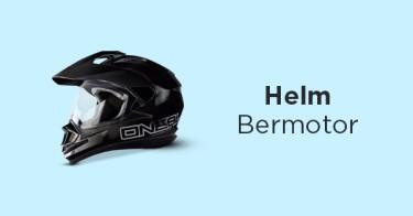 Helm Bermotor