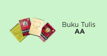 Jual Buku Tulis AA dengan Harga Terbaik dan Terlengkap
