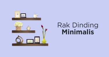 Rak Dinding Minimalis