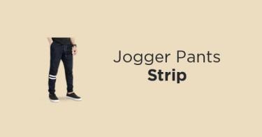 Jogger Pants Strip