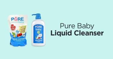 Pure Baby Liquid Cleanser