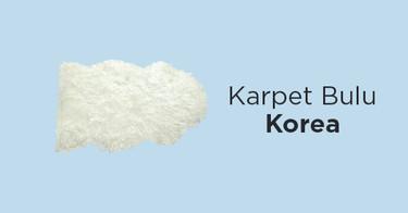 Karpet Bulu Korea Kabupaten Bogor