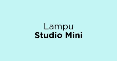 Lampu Studio Mini