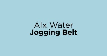 Alx Water Jogging Belt
