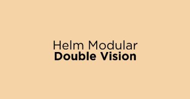 Helm Modular Double Vision