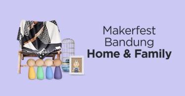 Makerfest Bandung Home Family