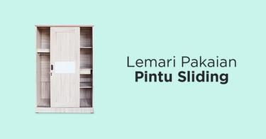 Lemari Pintu Sliding Kabupaten Tangerang