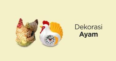 Dekorasi Ayam