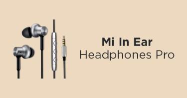 Mi In Ear Headphones Pro