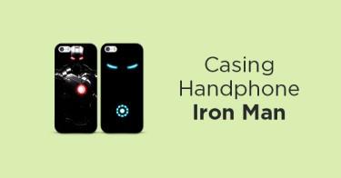 Casing Handphone Iron Man