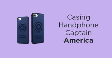 Casing Handphone Captain America