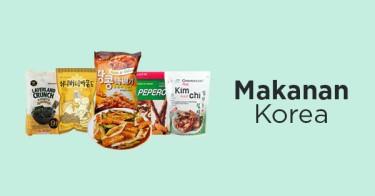 Jual Makanan Korea dengan Harga Terbaik dan Terlengkap