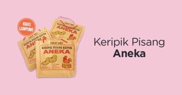 Keripik Pisang Aneka Lampung