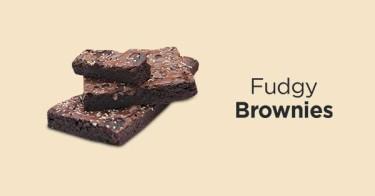 Fudgy Brownies Bekasi