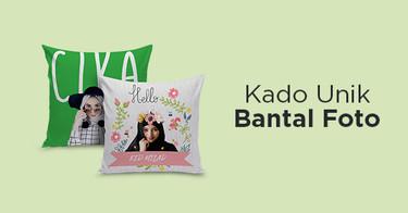 Bantal Custom Foto Yogyakarta