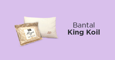 Bantal King Koil
