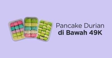 Pancake Durian Palembang