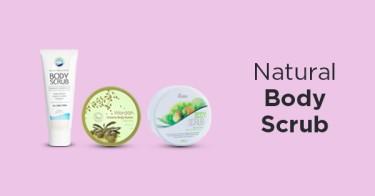 Natural Body Scrub