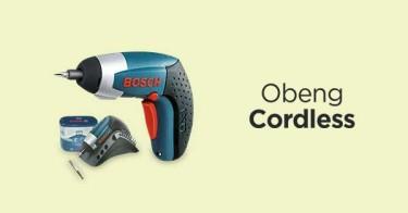 Obeng Cordless