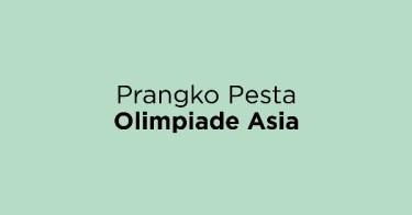 Prangko Pesta Olimpiade Asia