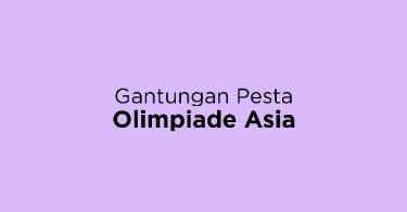Gantungan Pesta Olimpiade Asia