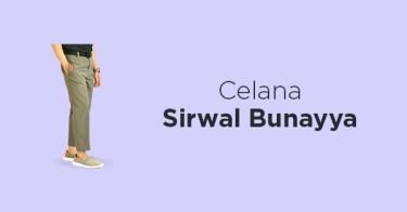 Celana Sirwal Bunayya